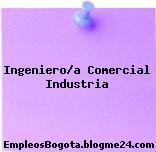 Ingeniero/a Comercial Industria