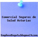 Comercial Seguros de Salud Asturias