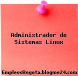 Administrador de Sistemas Linux