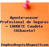Agente-asesor Profesional de Seguros – CAUDETE Caudete (Albacete)